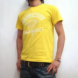 ハリウッドランチマーケット SUNSMILE S/STシャツ