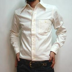ハリウッドランチマーケット オックスフォード1ポケットBDシャツ