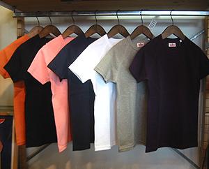 ハリウッドランチマーケット ストレッチラグランSSTシャツ