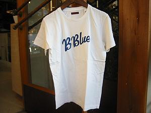 ブルーブルー B.BLUE  SS Tシャツ