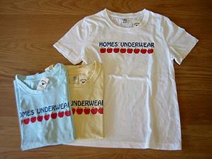 HOME'S アップルホームズS/S Tシャツ