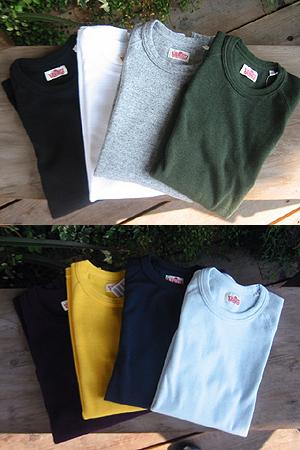 ハリウッドランチマーケット スパンフライスハーフスリーブ Tシャツ