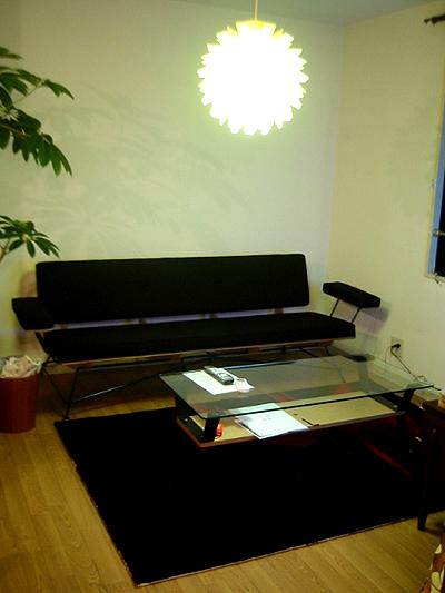 MS2ソファ+VKコーヒーテーブル