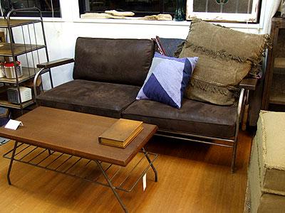 journal standard furniture LAVAL sofa