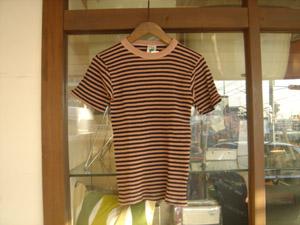 GH×HRM スタンダードストライプ SSTシャツ