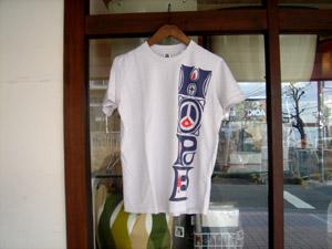 ハリウッドランチマーケット  HOPE SSTシャツ