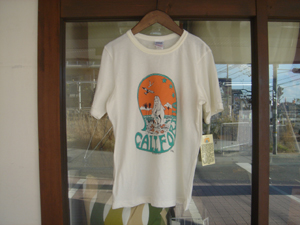 HRMインポート  US RAGS 「CALIFORNIA☆☆☆」 Tシャツ