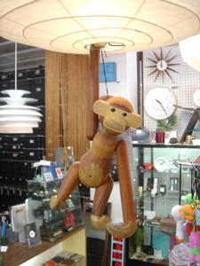 Rosendahl : (カイボイスン モンキー) Kay Bojesen Monkey