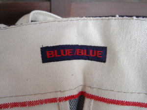 HOLLYWOOD RANCH MARKET BLUEBLUE  コンビ トートバッグ
