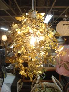Artecnica Garland Gold