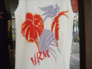 HRM BIRD PT テレコ タンクトップ