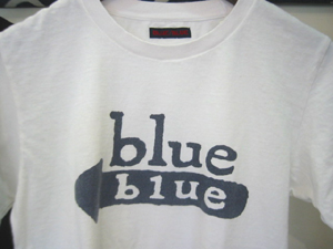 BLUE BLUE NT190 ARROW BLUE SS Tシャツ